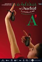 cartel del Dia de Andalucia 2010 en l'Hospitalet