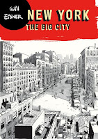 will eisner, new york the big city