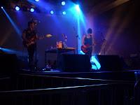 Uke en concierto en el Sonar 2008
