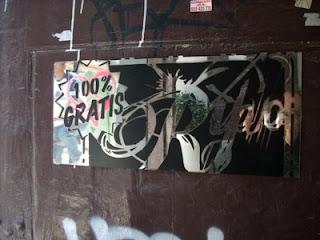 Ripo. Arte urbano por la cara