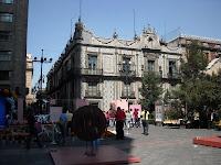 La casa de los azulejos, la foto es de María José