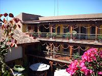 Hotel La Parroquia en Patzcuaro
