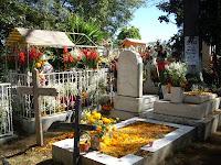 cementerio de Patzcuaro. Día de muertos