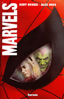 Kurt Busiek - Alex Ross - Marvels