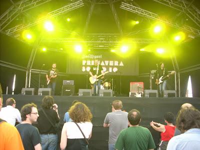 Biscuit en el Primavera Sound 2010