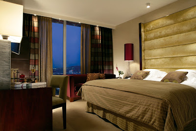 una de las habitaciones, foto Hoteles Hesperia