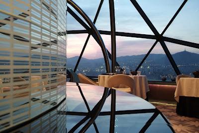 El Evo es una de las joyas del Hotel Hesperia Tower, foto Hoteles Hesperia