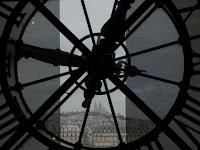 Montmatre desde el reloj de Orsay