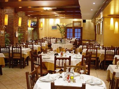Restaurante La Perla de l'Hospitalet de Llobregat