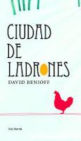 David Benioff, Ciudad de ladrones
