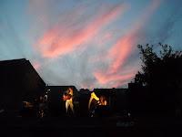 Petit Format 09 en Can Sumarro, actuación de The Marzipan Man