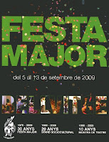 fiesta mayor de bellvitge 2009