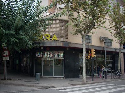 El Bar Serra de l'Hospitalet de Llobregat, foto BlogHospitalet