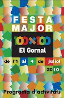 fiesta mayor en el Gornal, l'Hospitalet de Llobregat