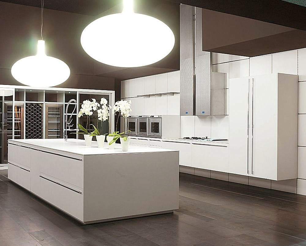 luxury kitchen island multiple table on luxury and elegant home