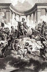 Deuses da Grécia antiga
