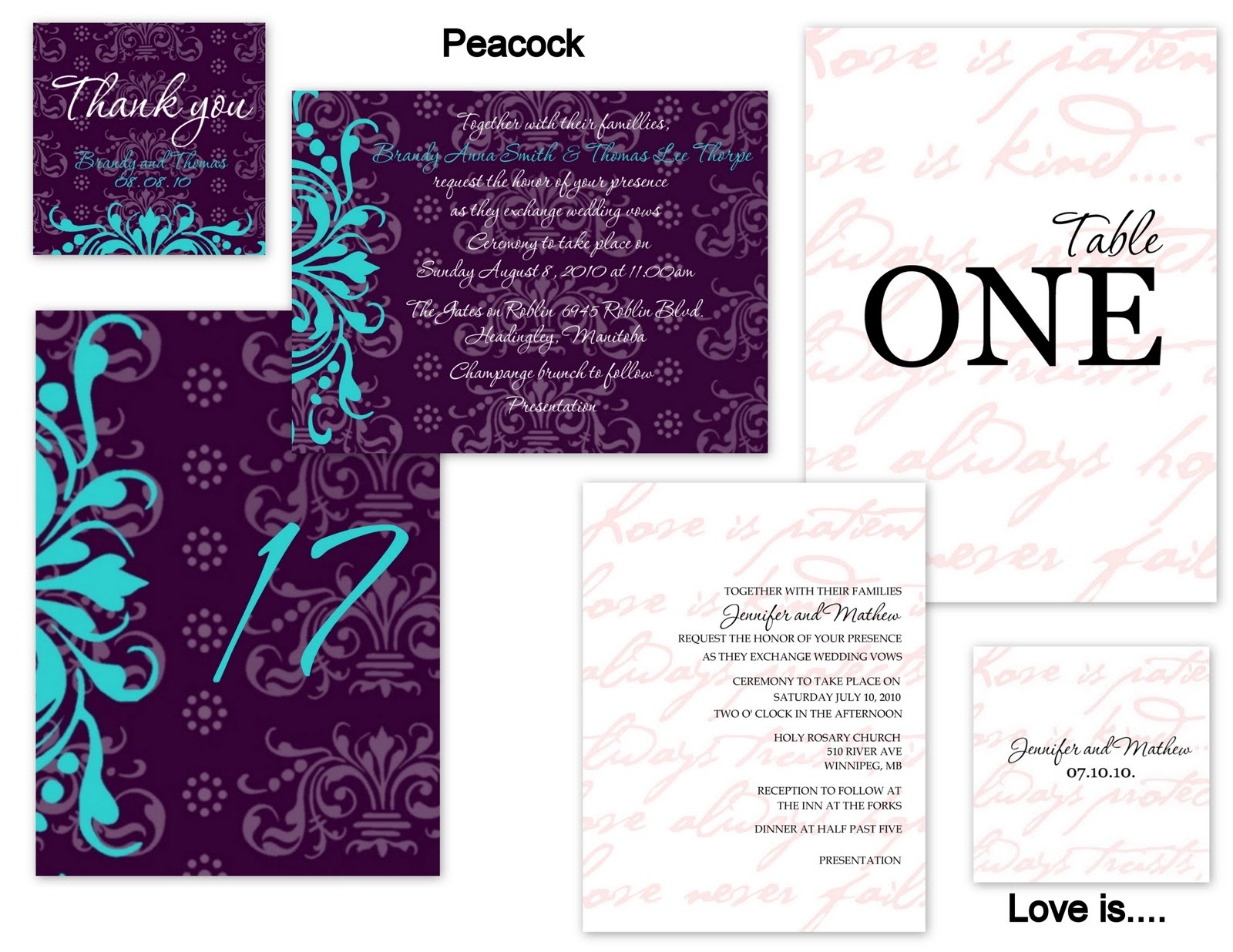 Winnipeg Wedding Invitations Products And Designs
