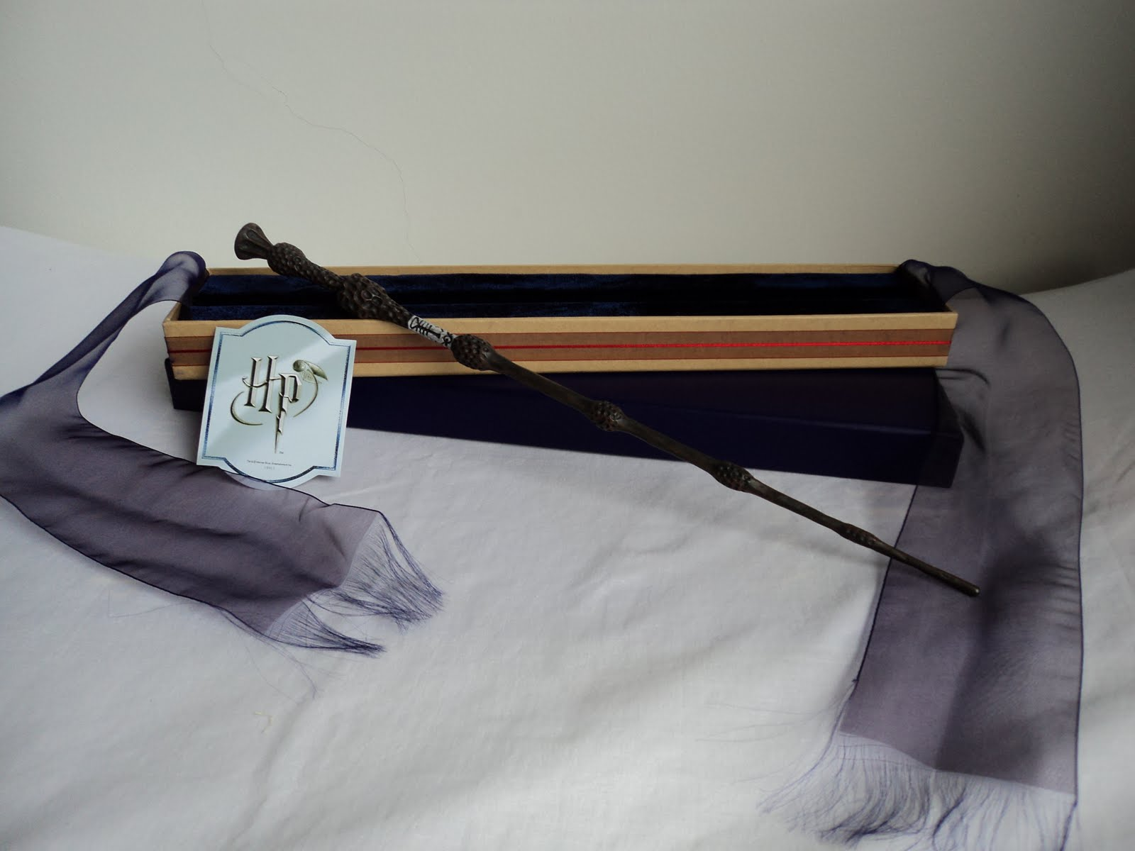 Dumbledore s wand for Real elder wand