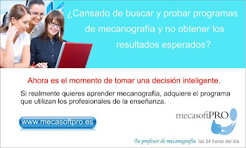 Publicidad mecasoftPRO