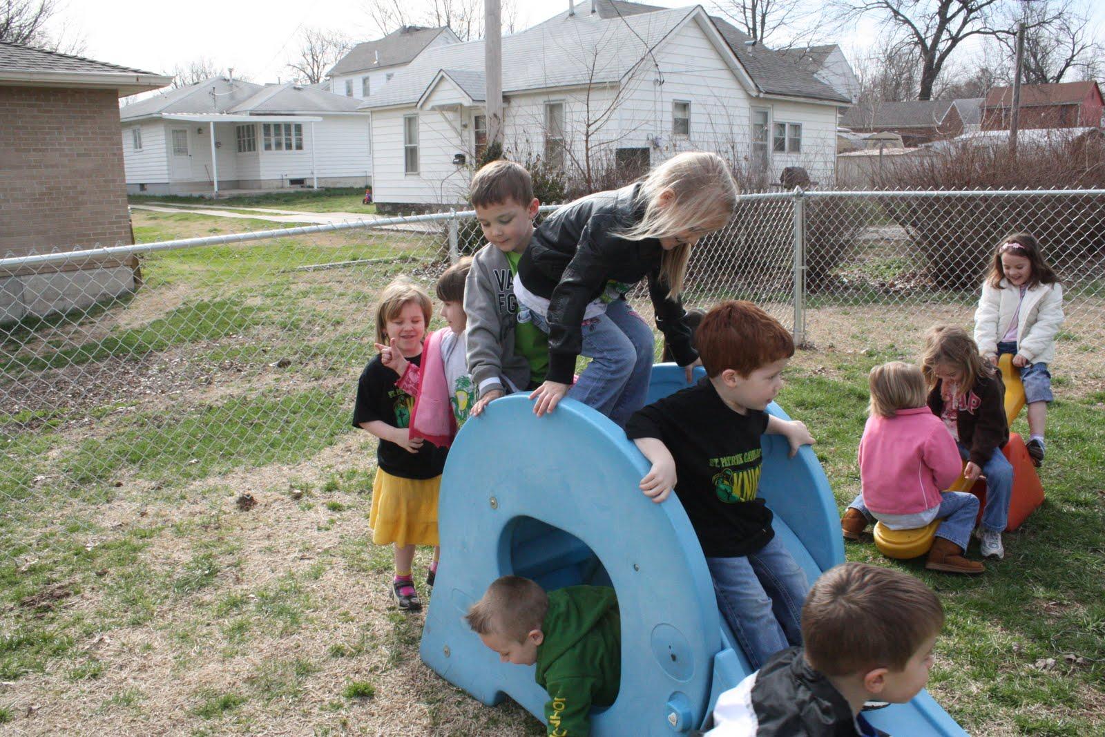 Preschool Fun Preschool Playground