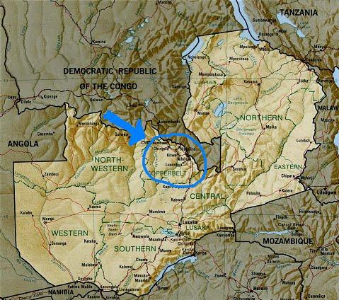 Copper Belt Zambia