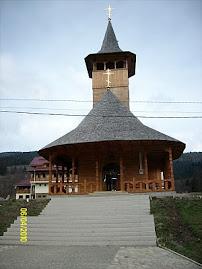 """Mănăstirea  """"Adormirea Maicii Domnului"""" (Mănăstirea de maici Petru Vodă, Neamţ)"""