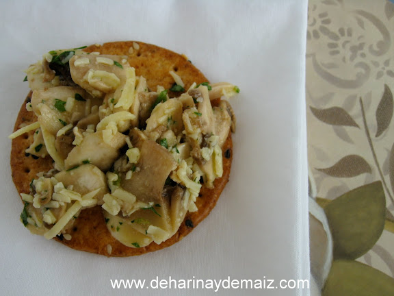 ensalada-de-champiñones-perejil-y-limon