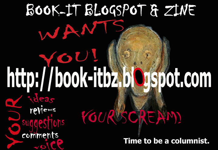 Book-It Blogspot & Zine
