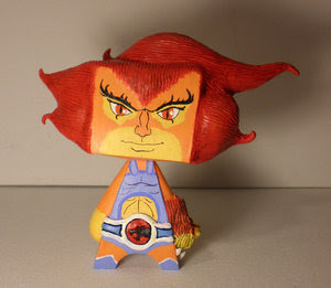 Lionthundercats on Toycutter  Lion O Madl  Thundercats