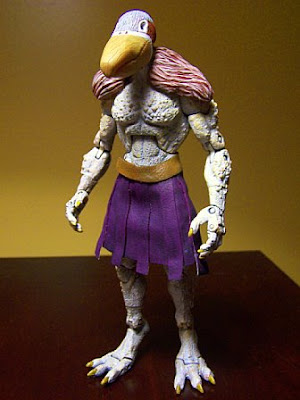 Super Punch: Thundercats villains custom action figures