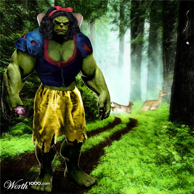 Imagens da Disney Hulk