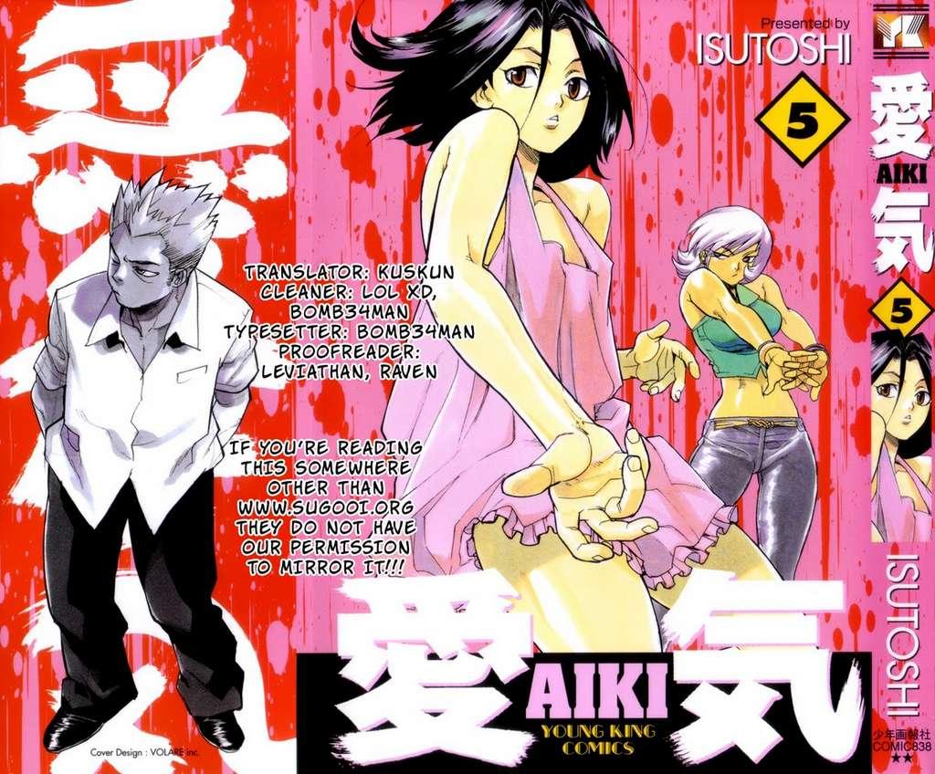 Aiki chap 66 - Trang 26