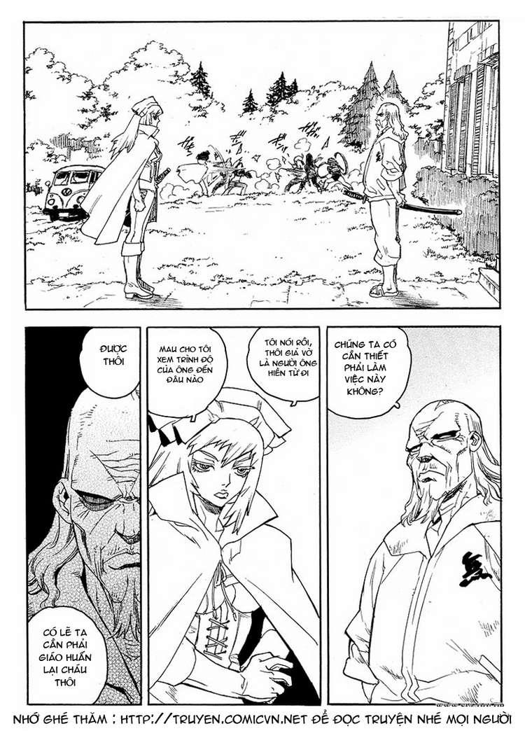 Aiki chap 66 - Trang 24