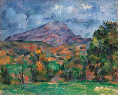 Cézanne. Mont Sainte Victoire 26