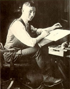 Rube Goldberg, portrait