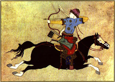 Ottoman mounted archer