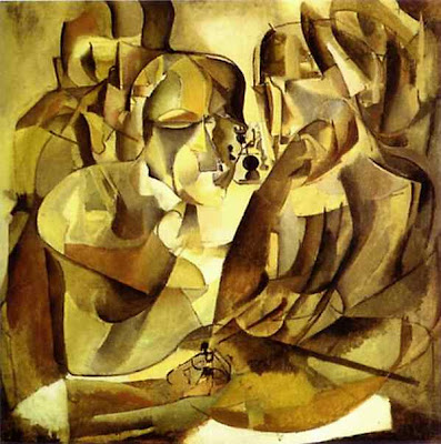 Duchamp. The Chess Players (1911)