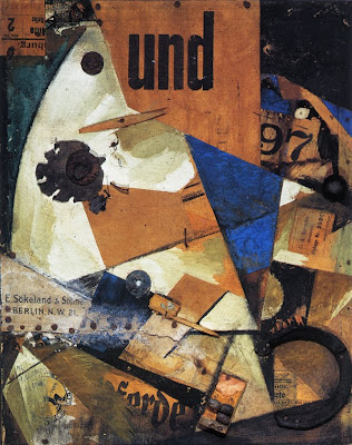 Schwitters. The 'And' Picture