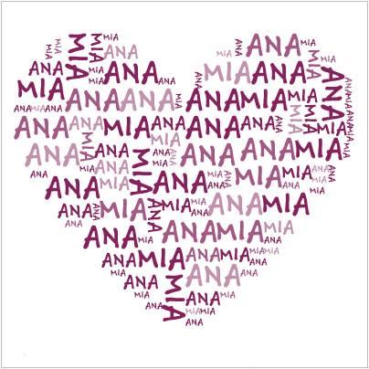 ann's heart! ♥