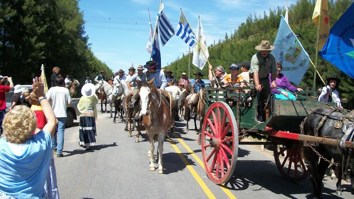 Caravana Criolla 2do. Aniversario,7 de  Noviembre de 2010