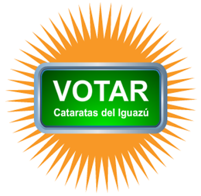 vota por las Cataratas del Iguazu