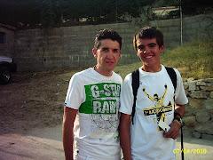 Carlos Sastre y yo