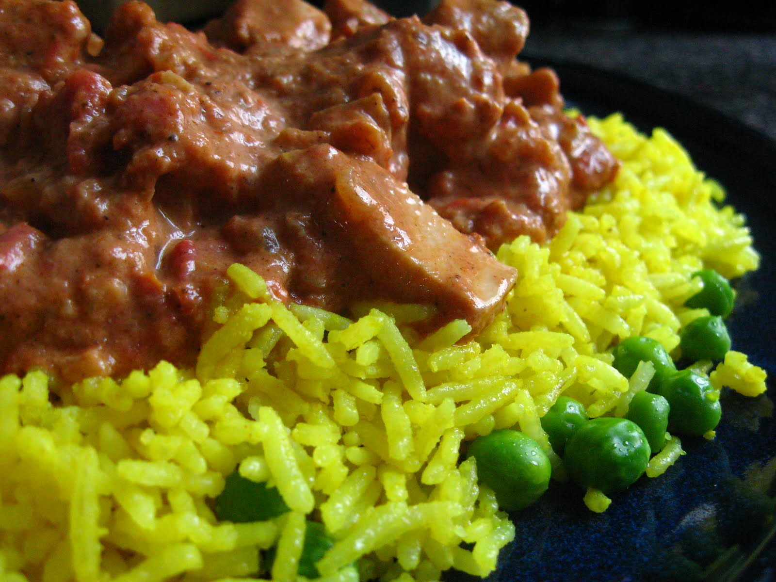 MandiCrocker: Chicken Tikka Masala