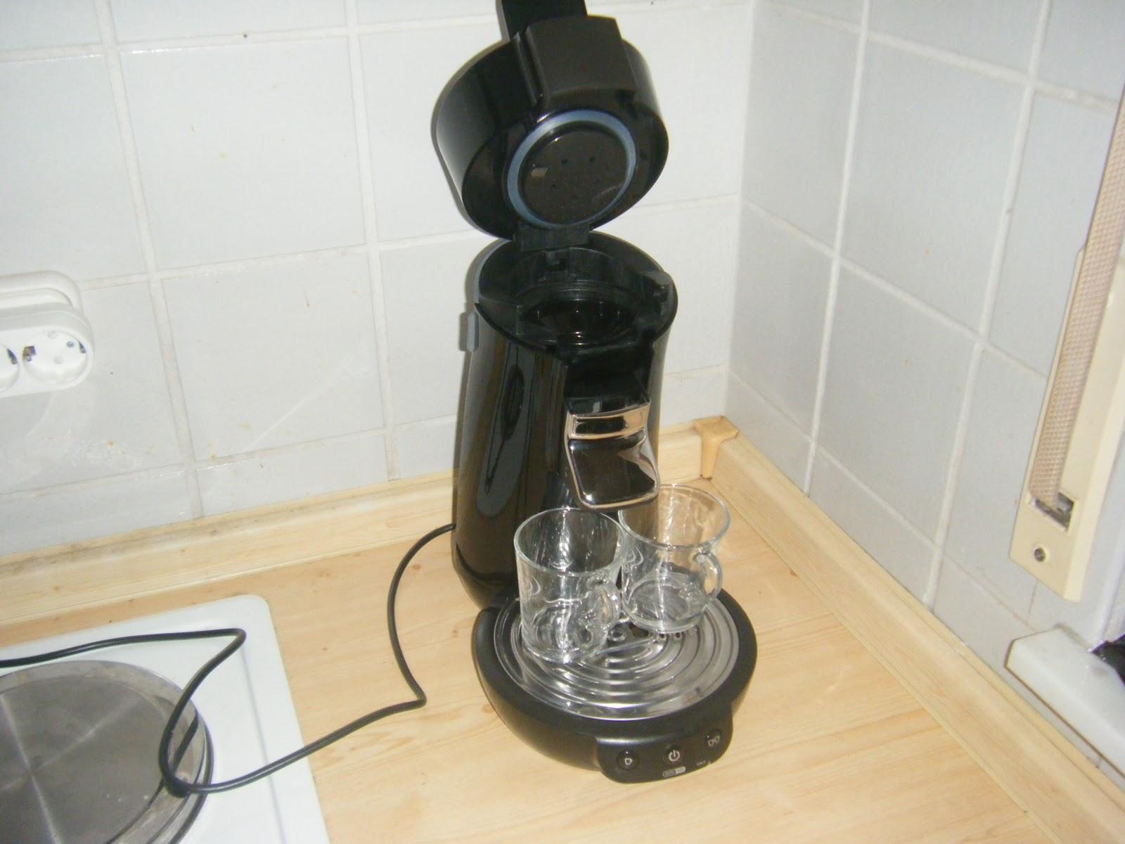 kaffee oder gef rbtes hei es wasser senseo viva cafe im test. Black Bedroom Furniture Sets. Home Design Ideas