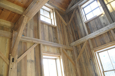 Birdseye Building Co Turning A Reclaimed Barn Into A