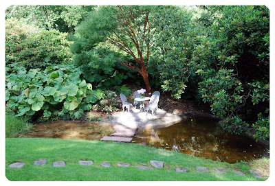 Den romantiska trädgården