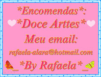 ♥Meu email para encomenda♥
