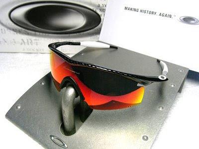 Custom Oakley M Frame