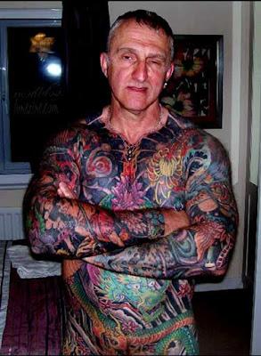 Tattoos, Tattoo Designs - Gallery Tattoo 2010: Japanese new style ...