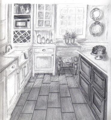 portefolio cours dessin la perspective. Black Bedroom Furniture Sets. Home Design Ideas